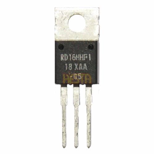 Końcówka mocy w.cz RD16HHF1