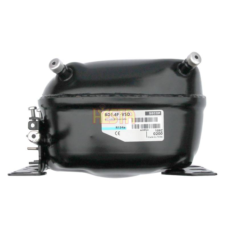 Secop BD1.4F-VSD compressor 109Z0200 for mobile fridge 12/24V DC (R134a)