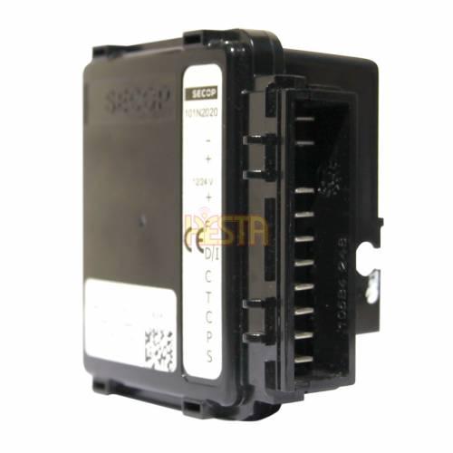 Secop 101N2020 Elektronische Steuerungseinheit für BD1.4F-VSD Kompressoren, Kühlschranksteuermodul