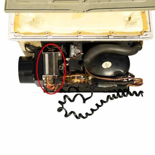 Skraplacz do lodówki Volvo FH4 P82174077, 82212505, chłodnica, kondenser