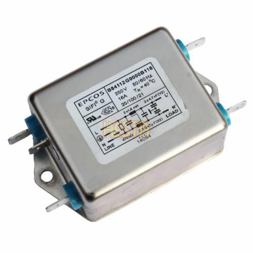 Epcos Sifi Power Line EMC Filters for the Volvo FH4 P82174077, 82212505 refrigerator