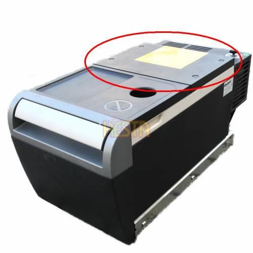 Крышка задний, лоскут автомобильный холодильник DAF XF 105 / 106 / Euro 6