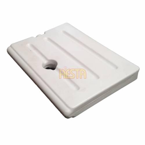 Iveco Stralis SP511 fridge plastic divider, freezer partition wall