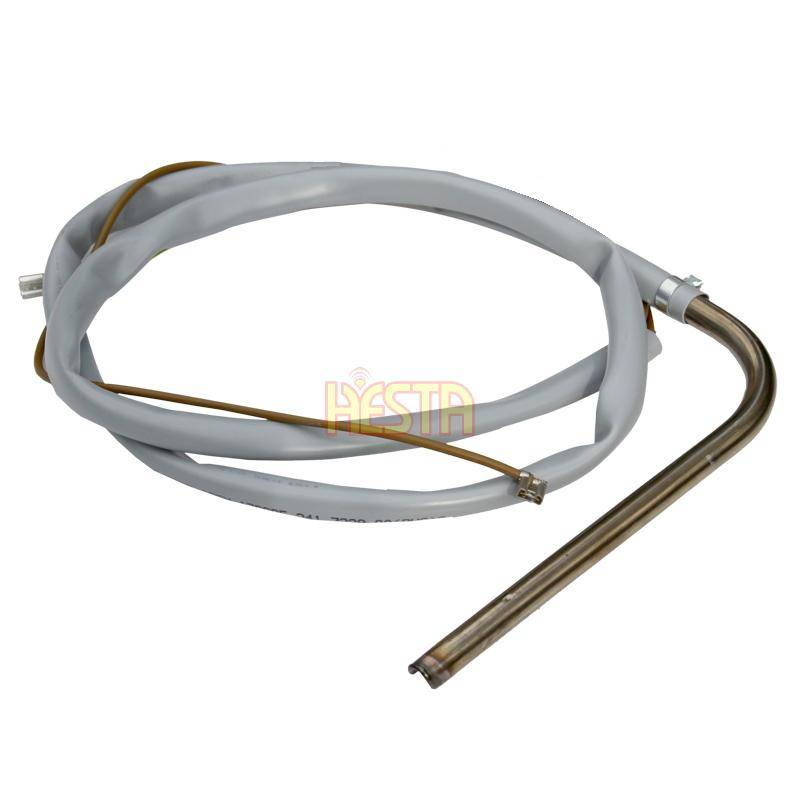 Immersion Heater for Dometic Refrigerators, Angled, 100 Watts / 12 Volts