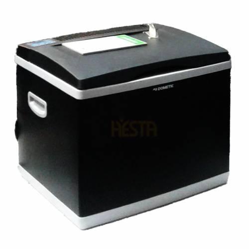 Portable hybrid cooler and freezer DOMETIC CK 40D HYBRID 12V 230V 38L