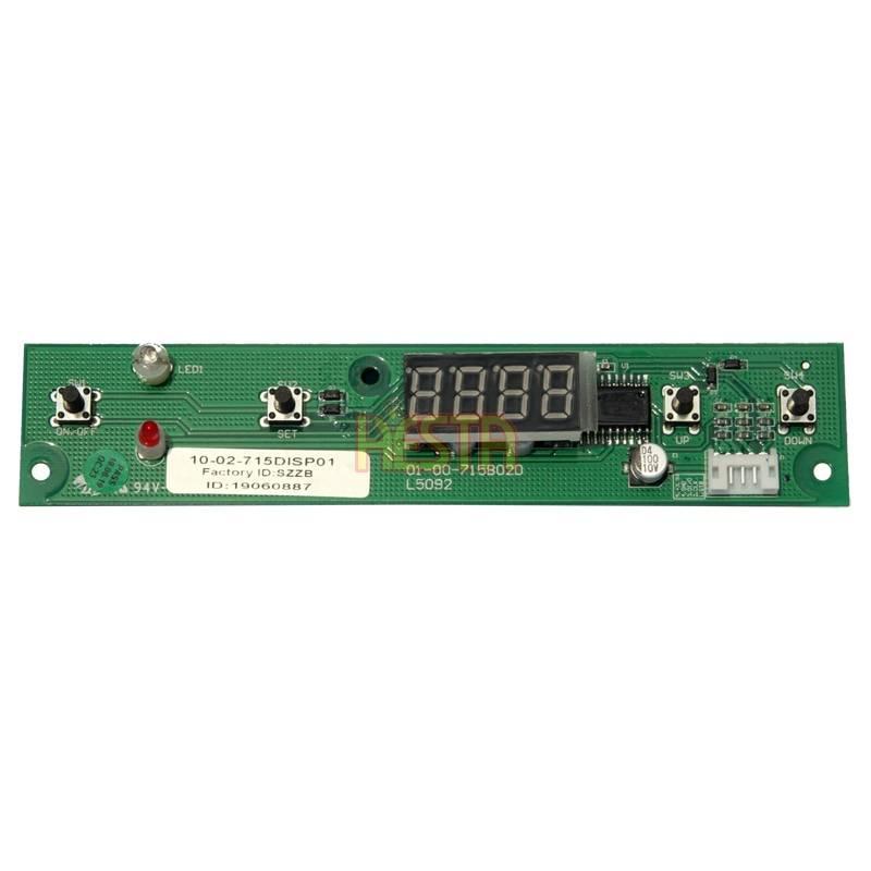 Top digital control panel for fridge Dometic CF16, 26