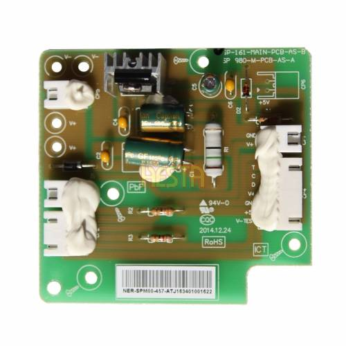 Control board for the Dometic Waeco CDF 16, 26, 36, 46 refrigerator, Main PCB