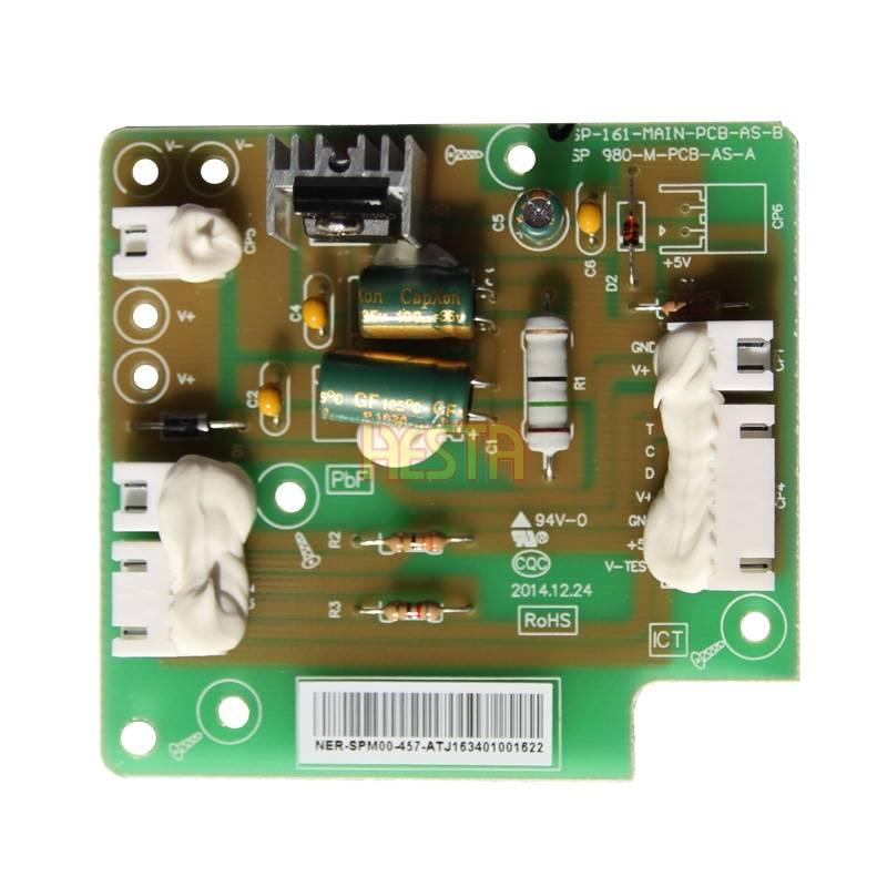 Control board for the Dometic Waeco CDF 16, 26, 36, 46 refrigerator, Main PCB