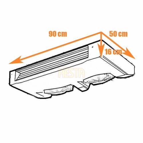 Испаритель Dometic 3500 для холодильной системы Frigo DC с хладагентом R134a