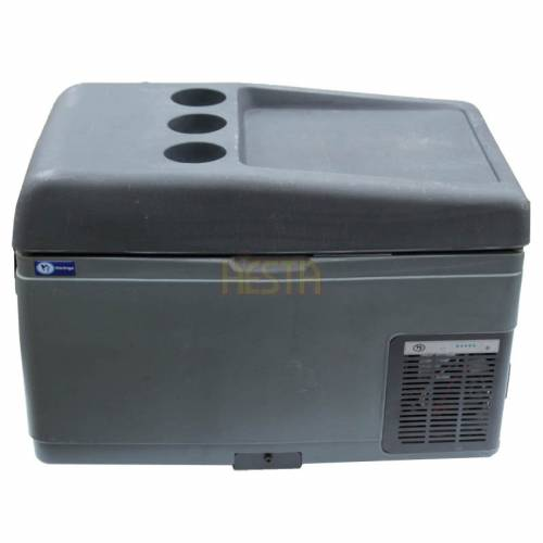 Repair - service of the Vitrifrigo C41L portable refrigerator