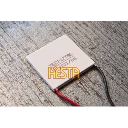 Cooler Peltier Module TEC1-12708 – Thermoelectric, Thermomodule 12V 8A