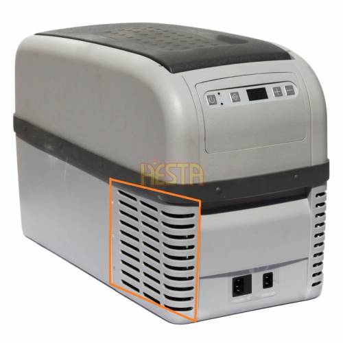 Radiator for Dometic Waeco CoolFreeze CF / CDF 16, 25, 26 refrigerators