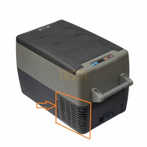 Radiator for Dometic Waeco CoolFreeze CF35, 40, 50, 60, FR35 refrigerators