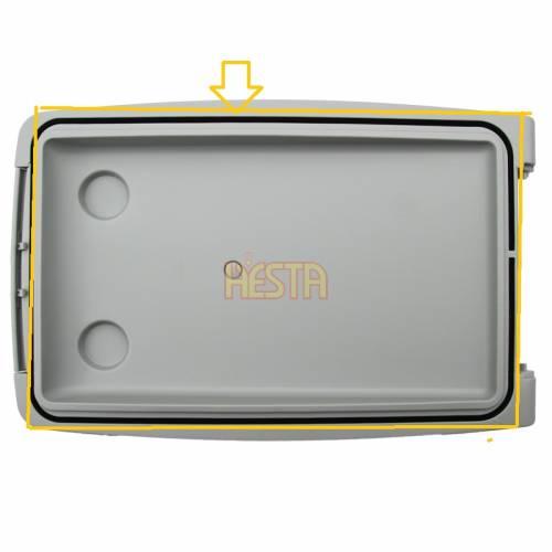 Lid gasket Dometic Waeco CF 46, CDF 35, 45, 46 refrigerator