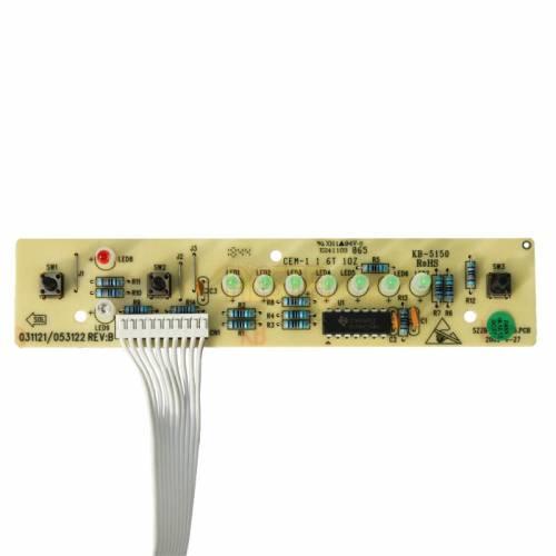 Panel LED sterujący, górny do lodówki Dometic Waeco TCX 14, TCX 21, TCX 35