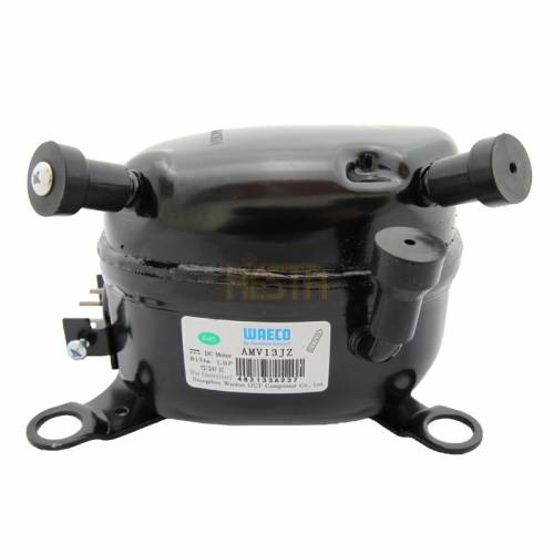 Compressor AMV13JZ for Dometic Waeco 12 / 24V DC portable fridge