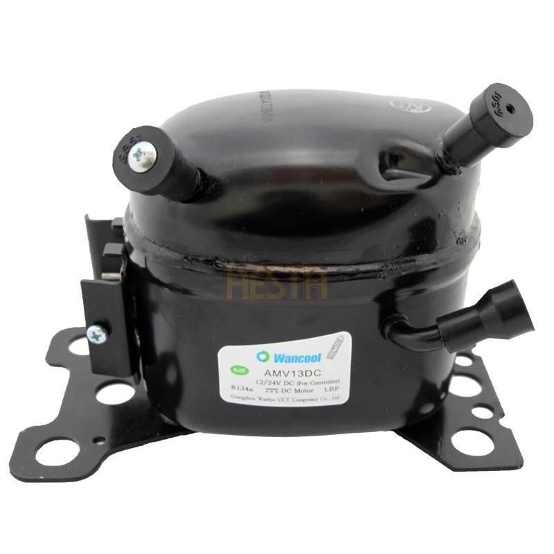 AMV13DC compressor 12 / 24v DC for Dometic, Waeco portable fridge