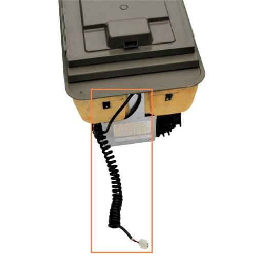 DC Power Cable 24V for refrigerator Scania S 2034756, 2034757