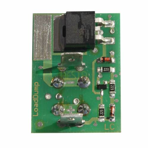 Printed circuit board, protection panel for the Renault Gama T fridge