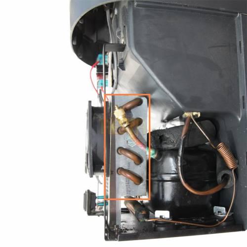 Condenser for IndelB TB15, TB18 fridge, radiator
