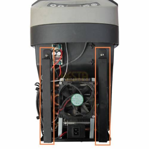 Fastening, compressor base handle for Indel B TB15, TB18 fridge