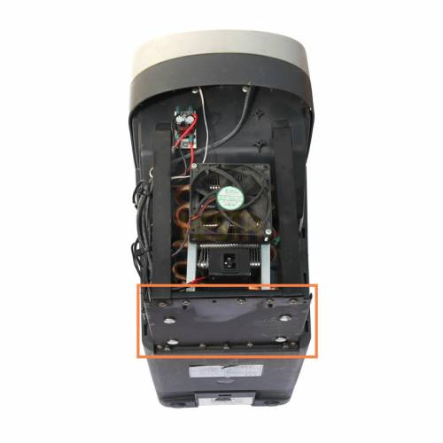Mounting, base compressor for Indel B TB15, TB18 fridge