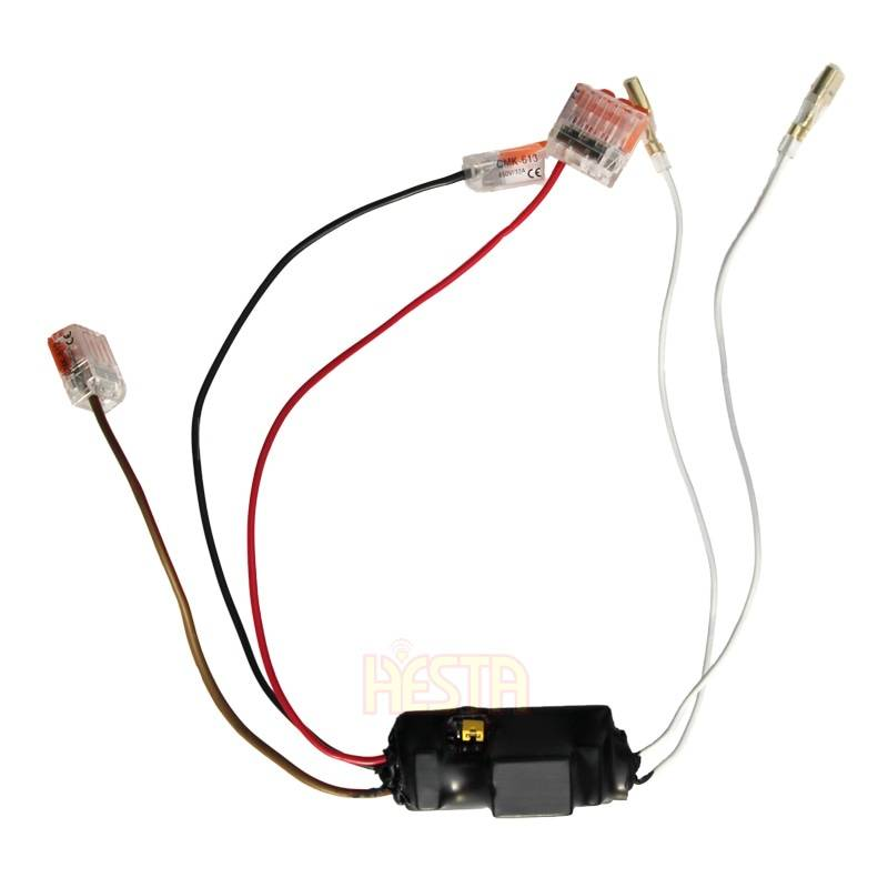 Regulator, converter for Westfalia refrigerator