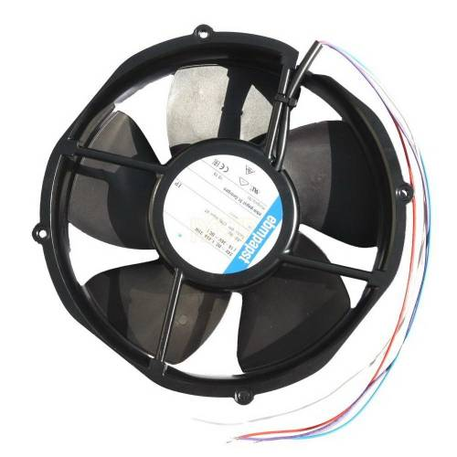 Fan for the Dometic Coolair RTX 1000, RTX 2000 air conditioner