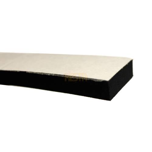 Czarna uszczelka klimatyzatora dachowego FJ1100, FJ1700, FJ2200, Freshlight1600, Freshlight2200