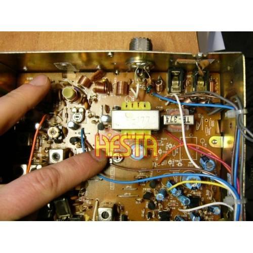 Repair, service of CB radio – Radom