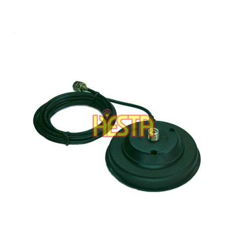 Podstawa Magnetyczna 120 PL do anten CB, KF, UHF na gniazdo SO, UHF, UC-1
