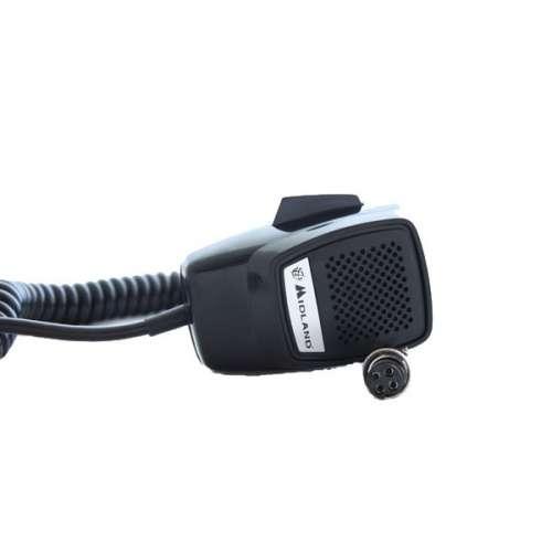 Original Microphone, mike CB Midland Alan101/102/109 4pin