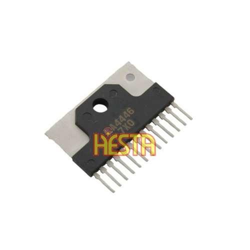 Integrated Circuit LA4446 SANYO AF Power Amplifier