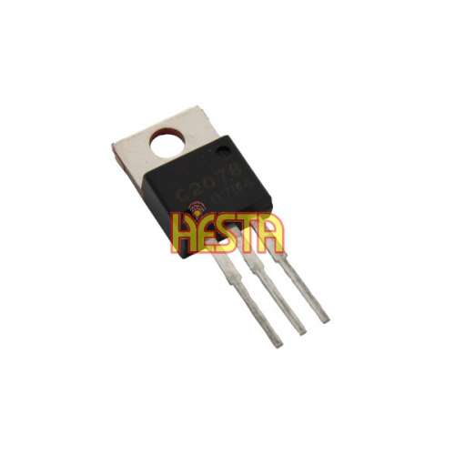 2SC2078 - SANYO Transistor RF Power Amplifier