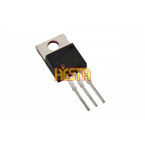 2SC2078 - Amplificateur de puissance à transistors SANYO RF