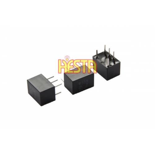Filtr ceramiczny 455HT muRata 455kHz typ CFWLB455KHFA
