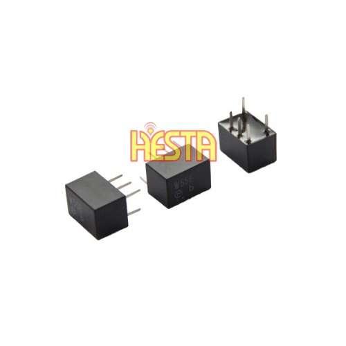 Filtr ceramiczny 455E muRata 455kHz typ CFWLB455KEFA