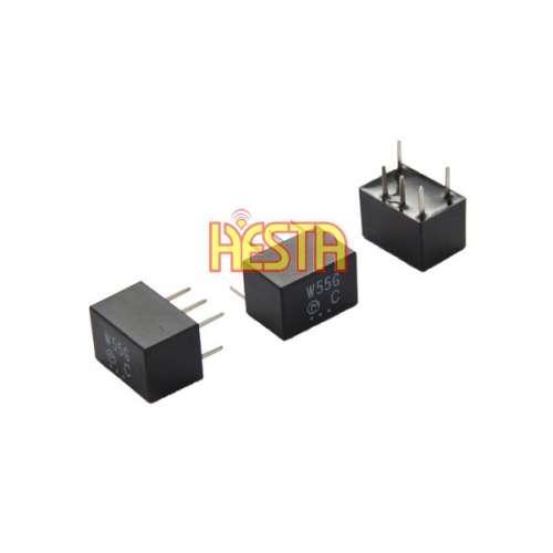 Filtr ceramiczny 455G muRata 455kHz typ CFWLB455KGFA