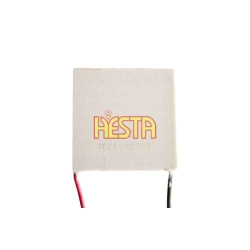 Moduł Ogniwo Peltiera TEC1-12703 - Termomoduł - cooler 12V 3A