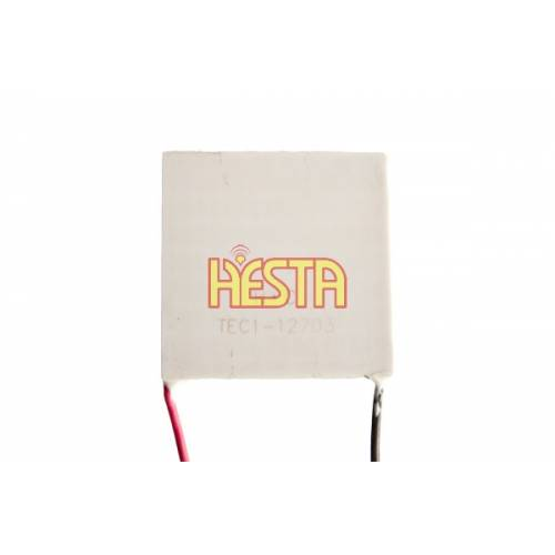 Cooler Peltier Module TEC1-12703 – Thermoelectric, Thermomodule 12V 3A