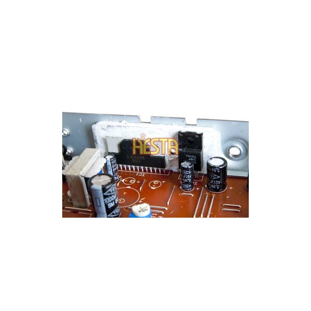 Integrated Circuit LA4446 SANYO AF Power Amplifier - P U H