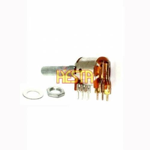 Potencjometr VOL, włącznik do CB radia Alan Midland 48 Multi (A50K)