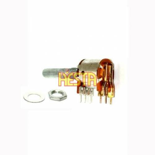 Potentiometer, Volume, switch on/off for CB Radio Alan Midland 48 Multi (A50K)