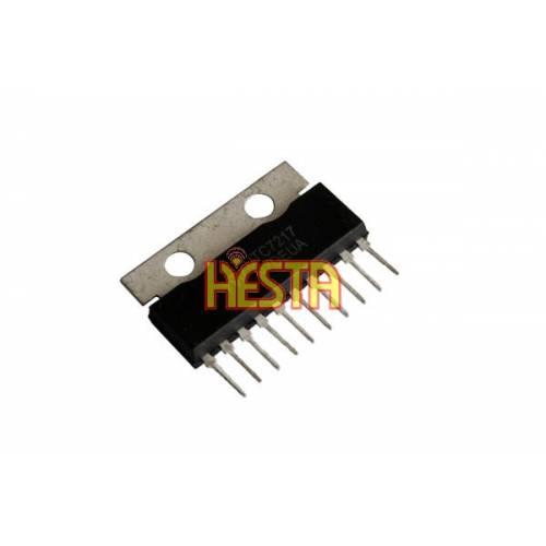 Integrated Circuit UTC7217AP CB Radio Audio Power Amplifier replacement KIA7217AP (KEC)
