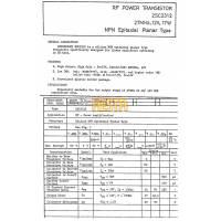 Końcówka mocy w.cz 2SC2312