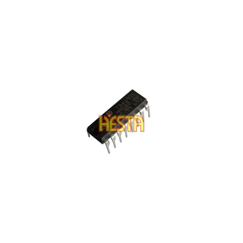 Integrated Circuit TDA 1905 CB Radio Audio Power Amplifier - P U H  HESTA