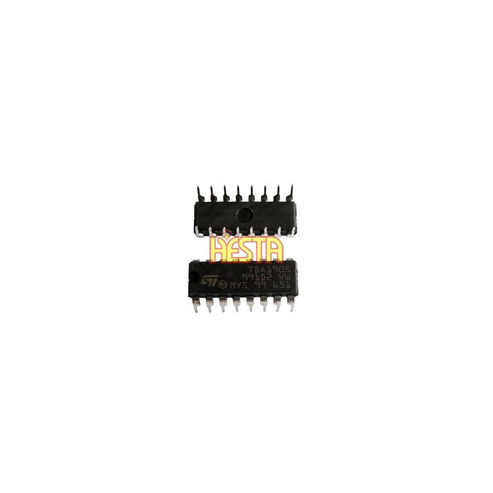 Integrated Circuit Tda 1905 Cb Radio Audio Power Amplifier Puh Images Of Kocwka Tda1905