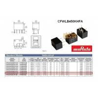 Filtr ceramiczny 450HT typ CFWLB