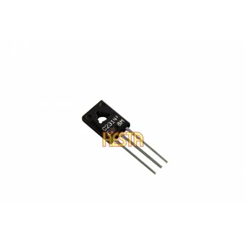 Transistor 2SC2314 - HF-Leistungstreiber