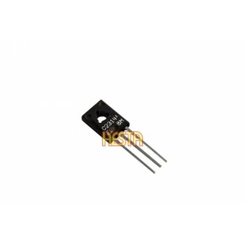Transistor 2SC2314 - Pilote de puissance RF